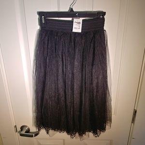 🐧3/$21 Black Charlotte Russe skirt